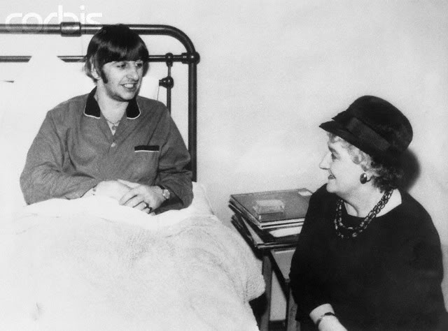 Ringo Starr collapsed with tonsillitis and pharyngitis ...