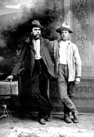 Art.Paul Verlaine.Arthur Rimbaud 1873