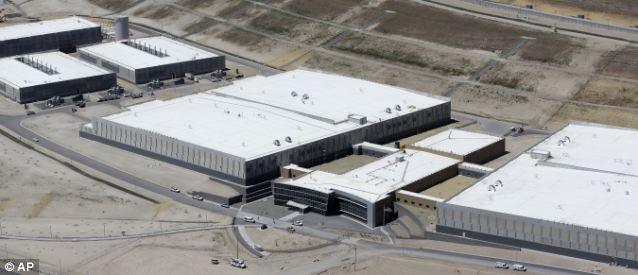 US.spying.NSAs Utah Data Center in Bluffdale.Utah.government records