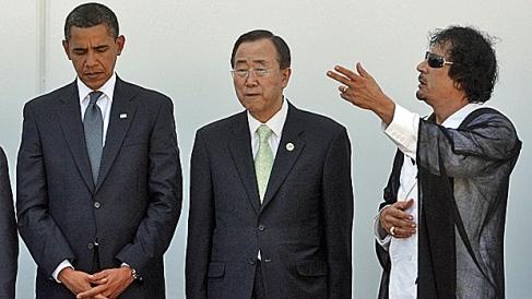 Ban-ki Moon.obama-gadhafi