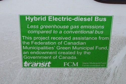 Hybrid.diesel.electric.buses