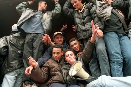 Marokkanen in Amsterdam