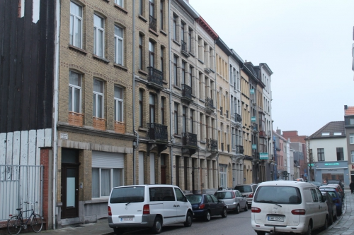geknoei woningen Stad Antwerpen
